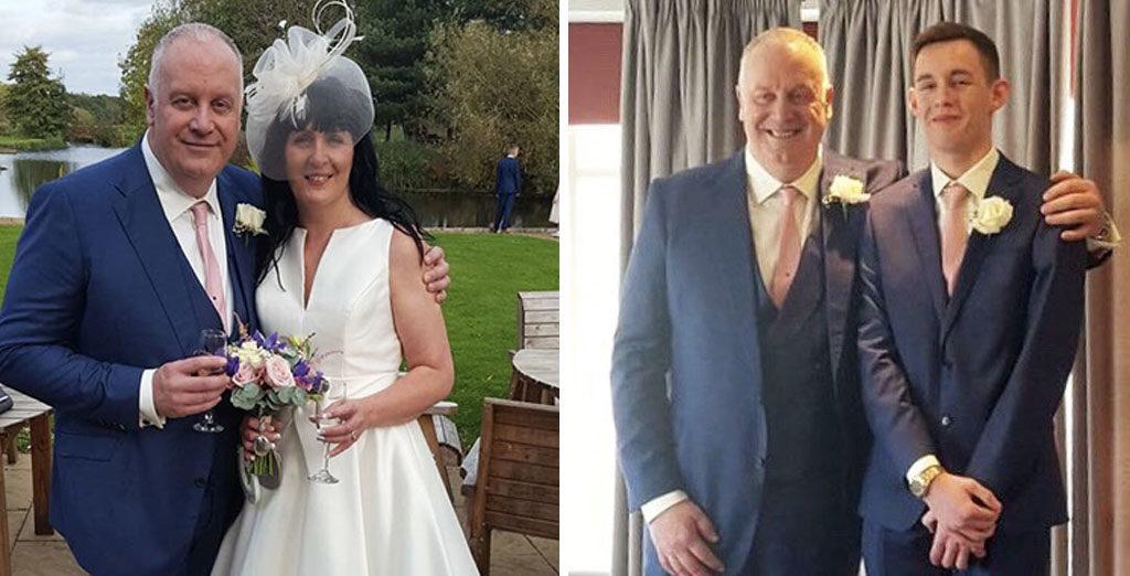 Bespoke wedding suits Northampton - Grooms suits Northampton ...