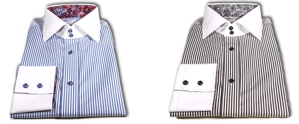 Tailored shirts Northampton