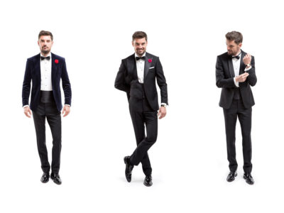 black tie suits Northampton - Saint Crispin
